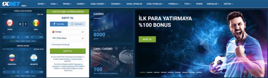 Onebahis: Promosyon Kodları 2021, en kazançlı bonuslardan birini almak için